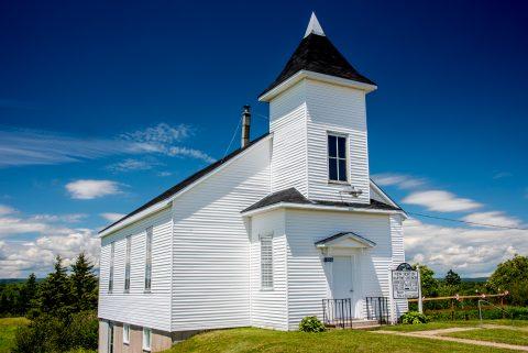 Baptist Church, New Horton, New Brunswick