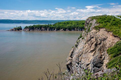 Chignecto Bay, New Brunswick