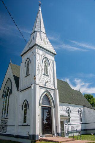 St John's Anglican Church, Ellerslie, PEI