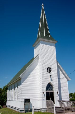 Freeland Presbyterian Church, PEI