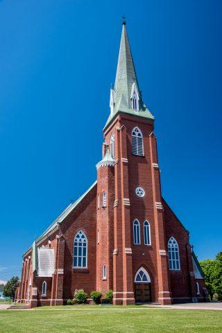 Church of St Simon & St Jude Catholic Church, Tignish, PEI