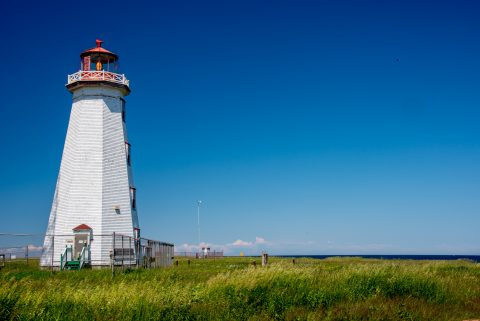 Lighthouse, North Cape, PEI