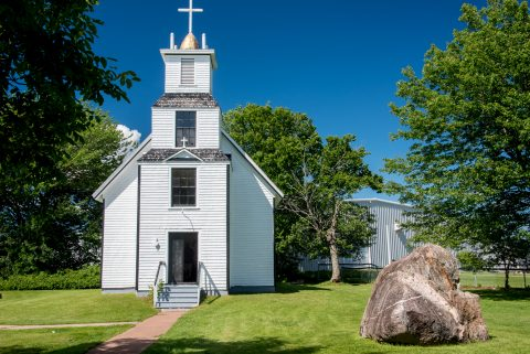 Heritage Chapel, O'Leary, PEI