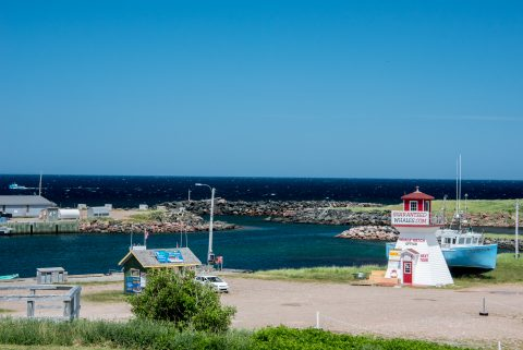Pleasant Bay Harbour, NS