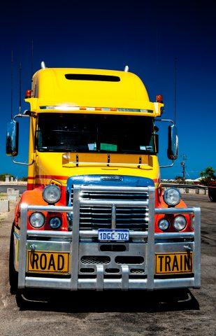 Road train, Western Australia