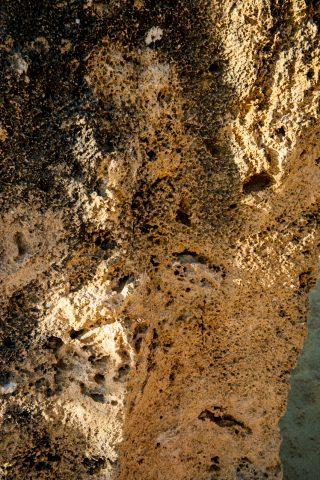 Limestone pillar, Pinnacles Deserrt, Nambung National Park, WA