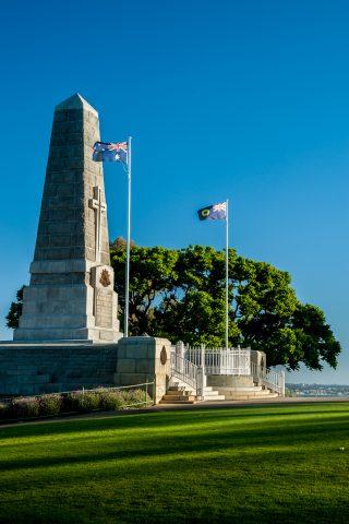 First World War memorial, King's Park, Perth, WA