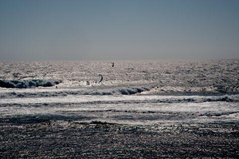 Windsurfing, Gnarabup Beach, Margaret River, WA