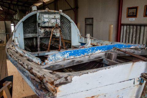 Whale boat, Albany, WA
