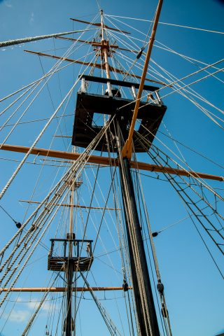 Brig Amity lookout - replica -, Albany, WA