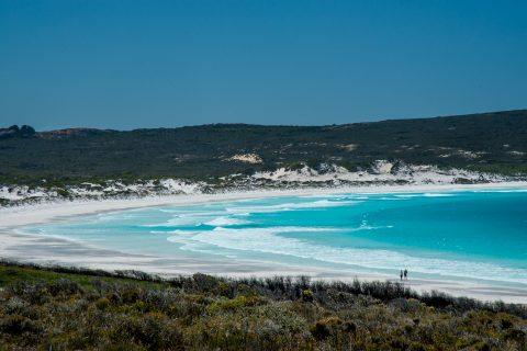 Lucky Bay, Cape Le Grand, Esperance, WA