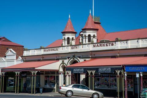 City Markets, Kalgoorlie- Boulder, WA