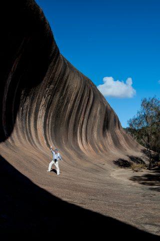 Wave Rock, Hyden, WA