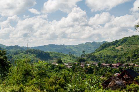 Oudom Xai Province, Laos
