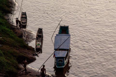 Nam Ou Rriver, Laos