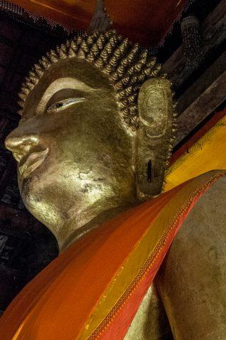 Wat Wisunarat, Luang Prabang, Laos