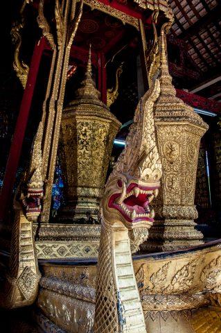 Haw Pha Bang temple, Luang Prabang, Laos