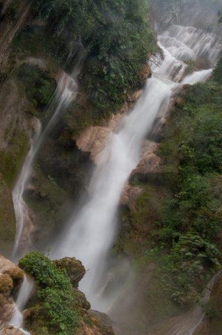 Kuang Si Waterfalls, near Luang Prabang, Laos
