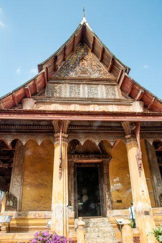 Wat Si Saket temple, Vientiane, Laos