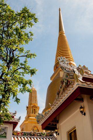 Wat Bowonniwet, Bangkok