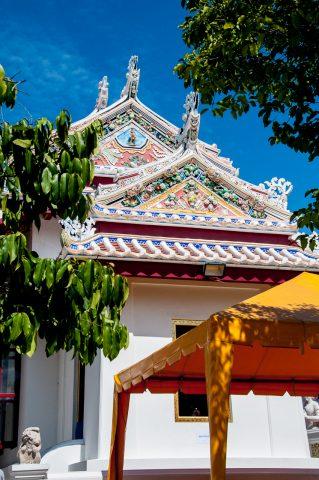 Wat Bowonniwet, Bangkok, Thailand
