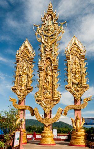 Ban Sop Ruak, Chiang Saen, Thailand