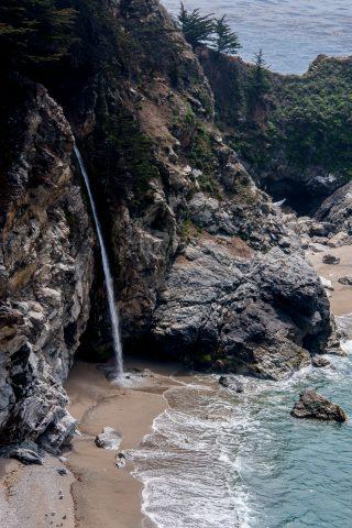 McWay Falls, Julia Pfeiffer Burns SP, California