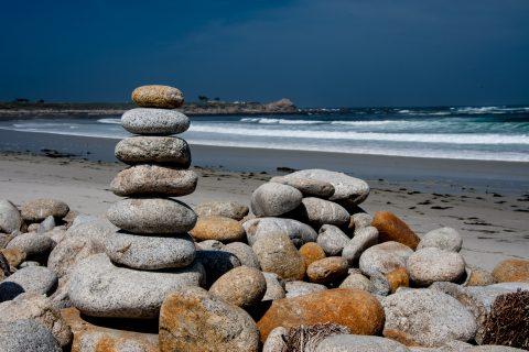 Spanish Bay, near Monterey, California