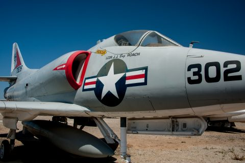 Estrella Warbird Museum, Paso Robles, California