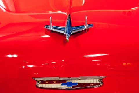 Cars, Estrella Warbird Museum, Paso Robles, California