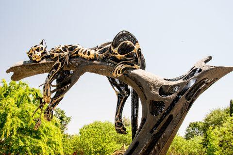 'Sweet Dreams' by J Jagger, Sculpterra Sculpture Garden, Paso. R