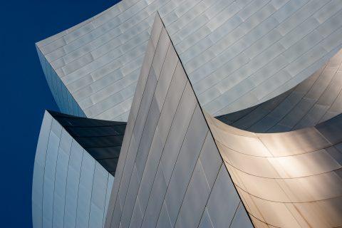 Walt Disney Concert Hall by F Gehry, Los Angeles, CA