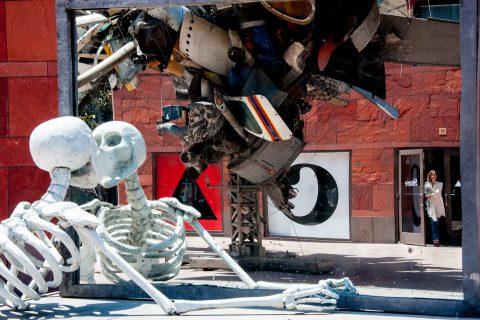 Museum of Contemporary Art, Los Angeles CA