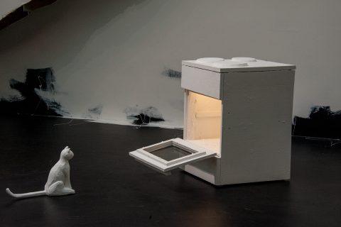 Mr Flosky by U Fischer, Museum of Contemporary Art, LA, CA
