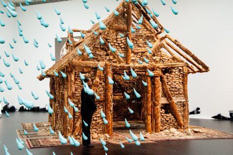'Bread House' by U Fischer, Museum of Contemporary Art, LA, CA