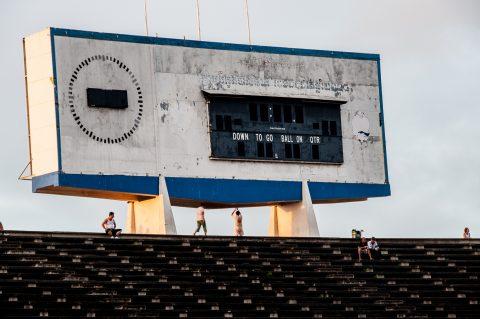Olympic Stadium, Phnom Penh