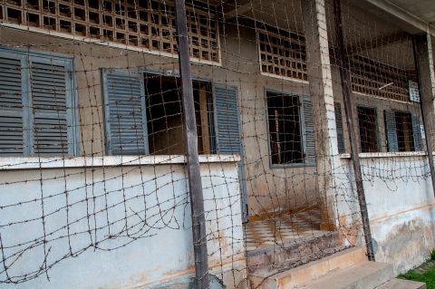 Tuol Sleng Genocide Museum, Phnom Penh