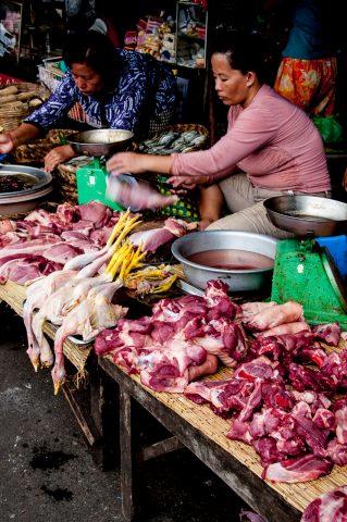 Market, Phnom Penh