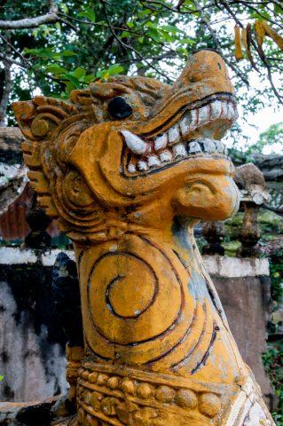 Phnom Santuk, en route to Siem Reap