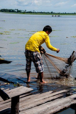 Tonle Sap Lake, en route to Siem Reap