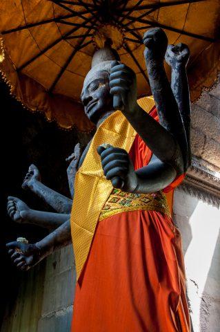 Altar, Angkor Wat