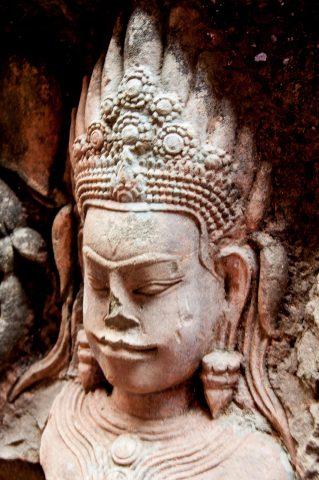 Terrace of Leper king, Angkor Wat