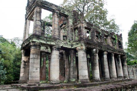 Library, Preah Khan, Angkor Wat