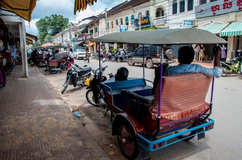Siem Reap street