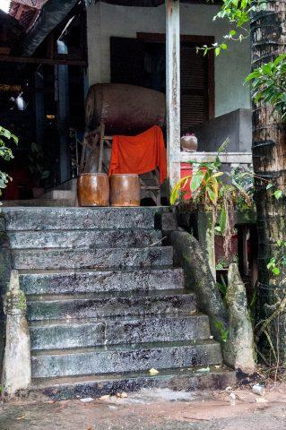 Temple near Siem Reap