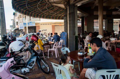 Cafe, Battambang