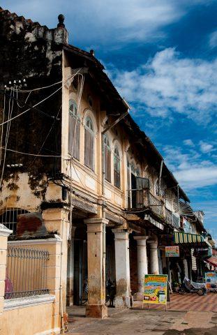 Street, Battambang