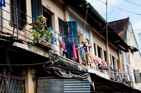 Washing, Battambang