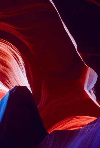Lower Antelope Canyon, Arizona (1996)