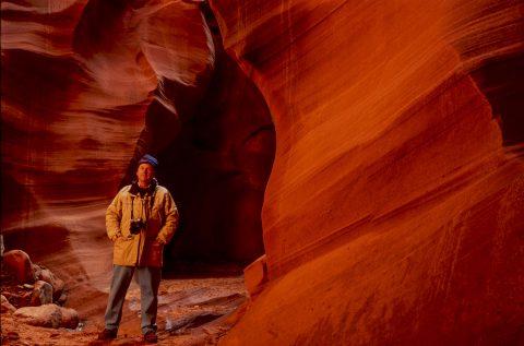 Lower Antelope Canyon, Arizona (2004)